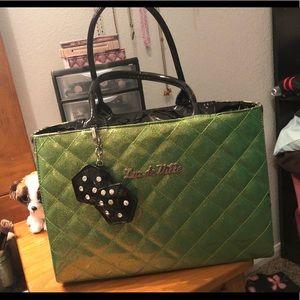Lux De Ville pin up rockabilly handbag
